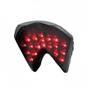 LED zadní světlo KTM 690 / R Duke (08-10), 690 Duke SM / R (07-09), kouřové