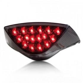 LED zadní světlo KTM 625, 640, 660, 950, 990 R / T, kouřové