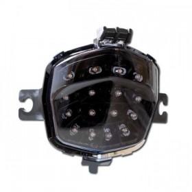 LED zadní světlo Suzuki GSF 650 / S (09-12), GSF 1250 / S (10-12), kouřové