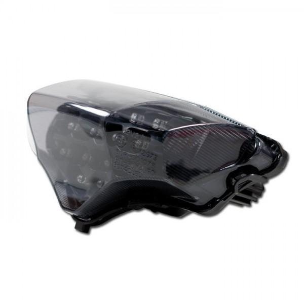 LED zadní světlo Yamaha FZ6 / Fazer (2004-2010), kouřové