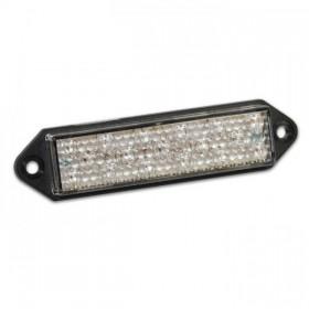 LED zadní světlo SUPERFLAT, bez osvětlení SPZ, čiré