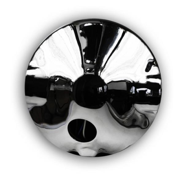"""Přední hlavní světlo LTD STYLE čiré s parkovacím světlem, 7"""", H4, chrom"""