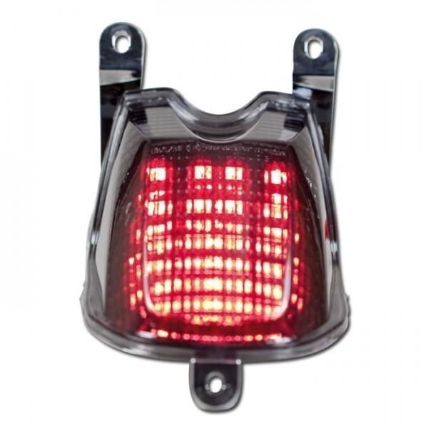 LED zadní světlo Yamaha MT 03 (2006-2012), kouřové