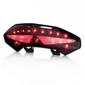 LED zadní světlo Ducati Multistrada 1200 (2012-2014), kouřové