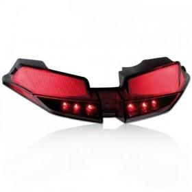 LED zadní světlo Ducati Hypermotard / Hyperstrada (2013-2014), kouřové