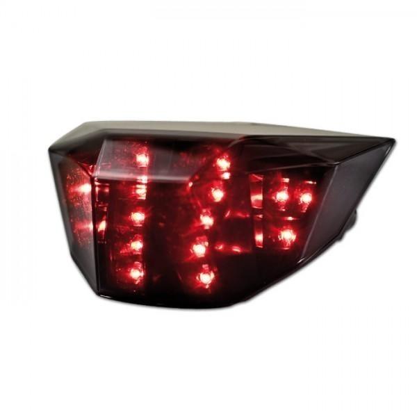 LED zadní světlo KTM 690/R Duke (2012-2016), kouřové