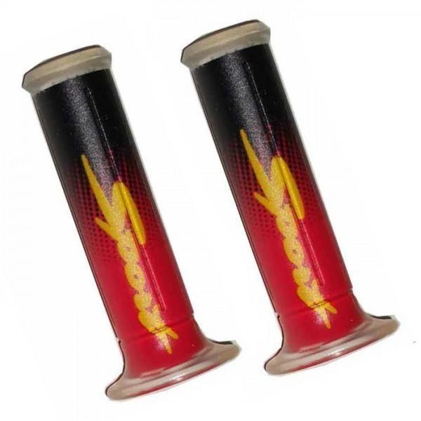 "Rukojeti SPORT z PVC, 7/8"" (22mm), délka 130 mm, (pár-2ks)"