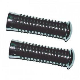 Rukojeti CIRCLE, kovové, chrom, uzavřené, délka 124 mm, (2ks-pár)