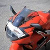 MRA plexi Aprilia RSV Mille (2001-2003), se spoilerem