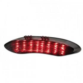 LED zadní světlo Triumph Street Triple / R (07-12), Daytona 675 / R (06-12), kouřové