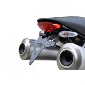 Držák SPZ Ducati Monster 796 / 1100 / S, nastavitelný, černý