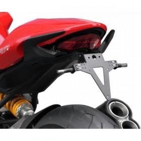 Držák SPZ Ducati Monster 821, nastavitelný, černý
