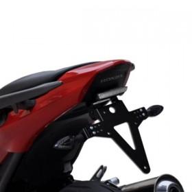 Držák SPZ Honda NC 700 S / X / Integra 700 / NC 750 S / X, nastavitelný, černý