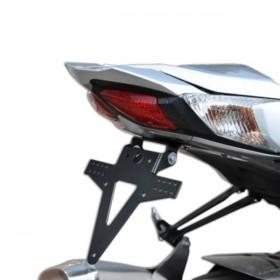 Držák SPZ Suzuki GSX-R 1000, (2009-2015), nastavitelný, černý