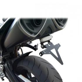 Držák SPZ Suzuki GSX 1300 B-King, nastavitelný, černý