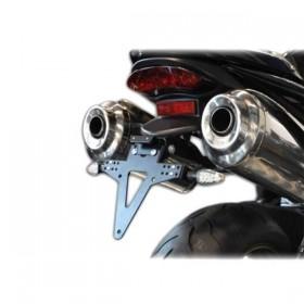 Držák SPZ Triumph Street Triple 675 / R, (2007-2012), nastavitelný, černý