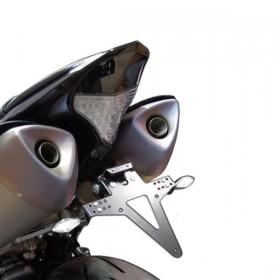 Držák SPZ Yamaha YZF-R1, (2009-2014), nastavitelný, černý