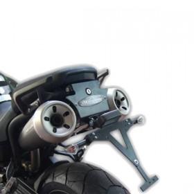 Držák SPZ Yamaha MT-03, (2005-2013), nastavitelný, černý
