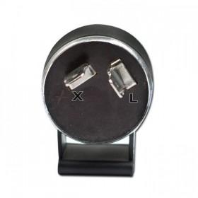 Univerzální mechanický přerušovač blinkrů, dvoupólový, 6V / 17W x 2 + 1,5W