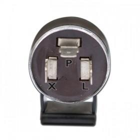 Univerzální mechanický přerušovač blinkrů, třípólový, 12V / 21W x 2 + 3,4W