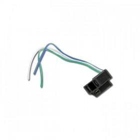 Kabel se standardním konektorem pro připojení H4, nebo třípólového přerušovače