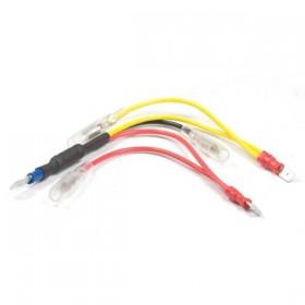 BMW R1100 / 1150 GS, kabel s odporem 27 Ohm / 5W pro připojení zadního světla
