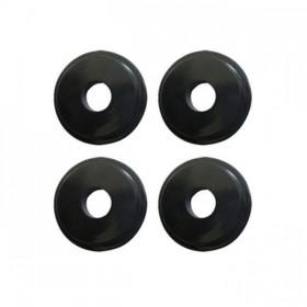 Univerzální, plastové černé krytky otvorů pro blinkry, Ø 35 mm (4ks)
