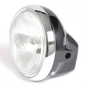 Přední hlavní světlo CB 400N STYLE s parkovacím světlem, Ø 185 mm, H4, černé