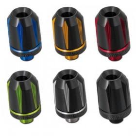 """Zavažíčka DAYTONA SCRATCH, do řidítek 7/8"""" (22mm) + 1"""" (25mm), různé barvy, (pár-2ks)"""
