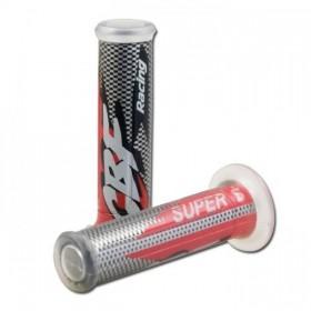"""Rukojeti CBF z PVC, 7/8"""" (22mm), délka 130 mm, uzavřené konce, (pár-2ks)"""