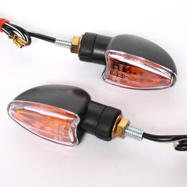Blinkry ARROW REFLECTOR, černé (pár - 2ks)