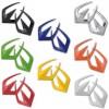Plastové kryty k zrcátkům MOVE, různé barvy, (pár - 2ks)
