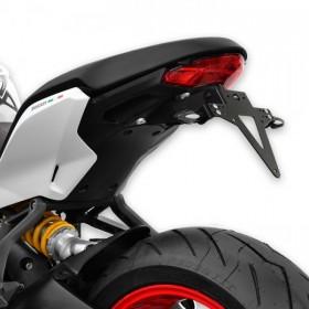Držák SPZ Ducati Supersport / S, (2017-), nastavitelný, černý