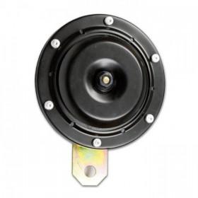 Klakson BIG, Ø 100 mm, 12 V, černý