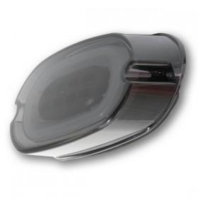 LED zadní světlo Harley Davidson, kouřové