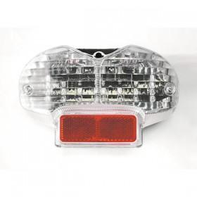 LED zadní světlo Suzuki GSF 600 Bandit / S (2001-2004), GSF 1200 Bandit / S (2001-2005), čiré