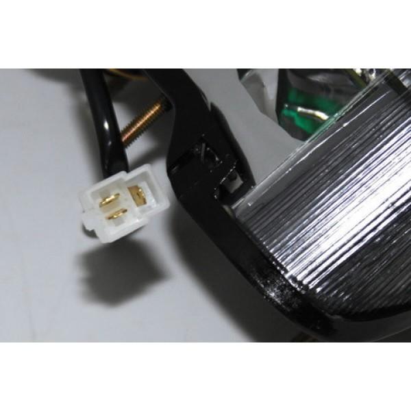 LED zadní světlo Yamaha XJR 1300 / SP, (1999-2006), kouřové