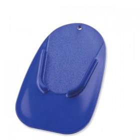 Plastová podložka COASTER pod boční stojánek, modrá (1ks)