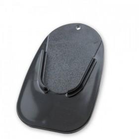 Plastová podložka COASTER pod boční stojánek, černá (1ks)