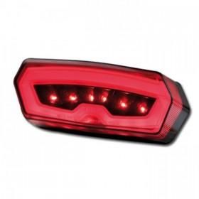 LED zadní světlo Honda MSX 125, CTX 700N, NC 750S / X, CB 650F, CBR 650F, kouřové