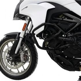 IBEX padací rám Ducati Multistrada 950 (2017-2018), černý (pár - 2ks)