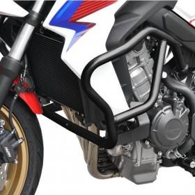 IBEX padací rám Honda CB 650 F (2014-2018), černý (pár - 2ks)