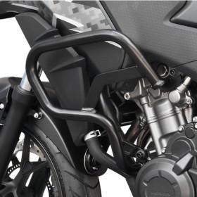 IBEX padací rám Honda CB 500 F / X (2013-2018), černý (pár - 2ks)