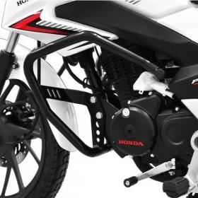 IBEX padací rám Honda CB 125 F (2015-2016), černý (pár - 2ks)