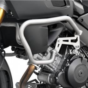 IBEX padací rám Suzuki DL 1000 V-Strom (2014-2018), stříbrný (pár - 2ks)
