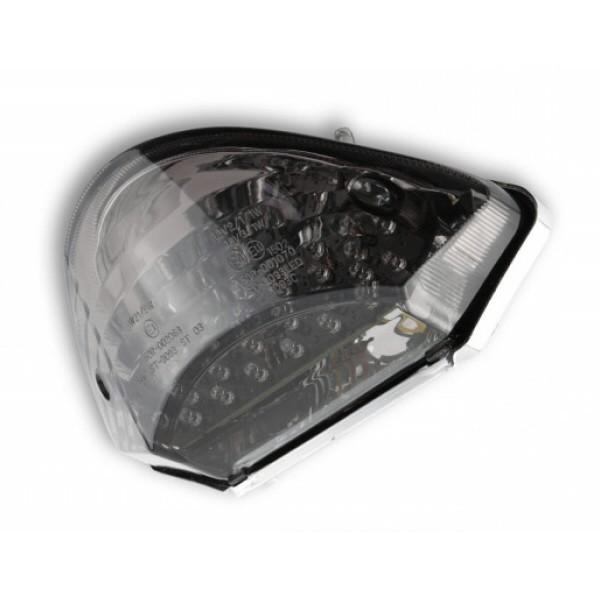 LED zadní světlo Honda CB 600 Hornet (2003-2005), CB 900 Hornet (2002-2005), kouřové
