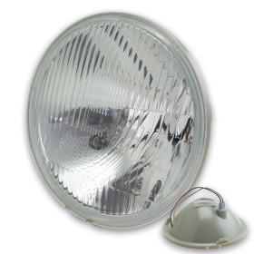 """Náhradní parabola ke světlu LTD STYLE s parkovacím světlem, 7"""""""