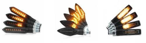 LED sekvenční blinkry