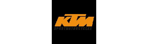 KTM držáky SPZ